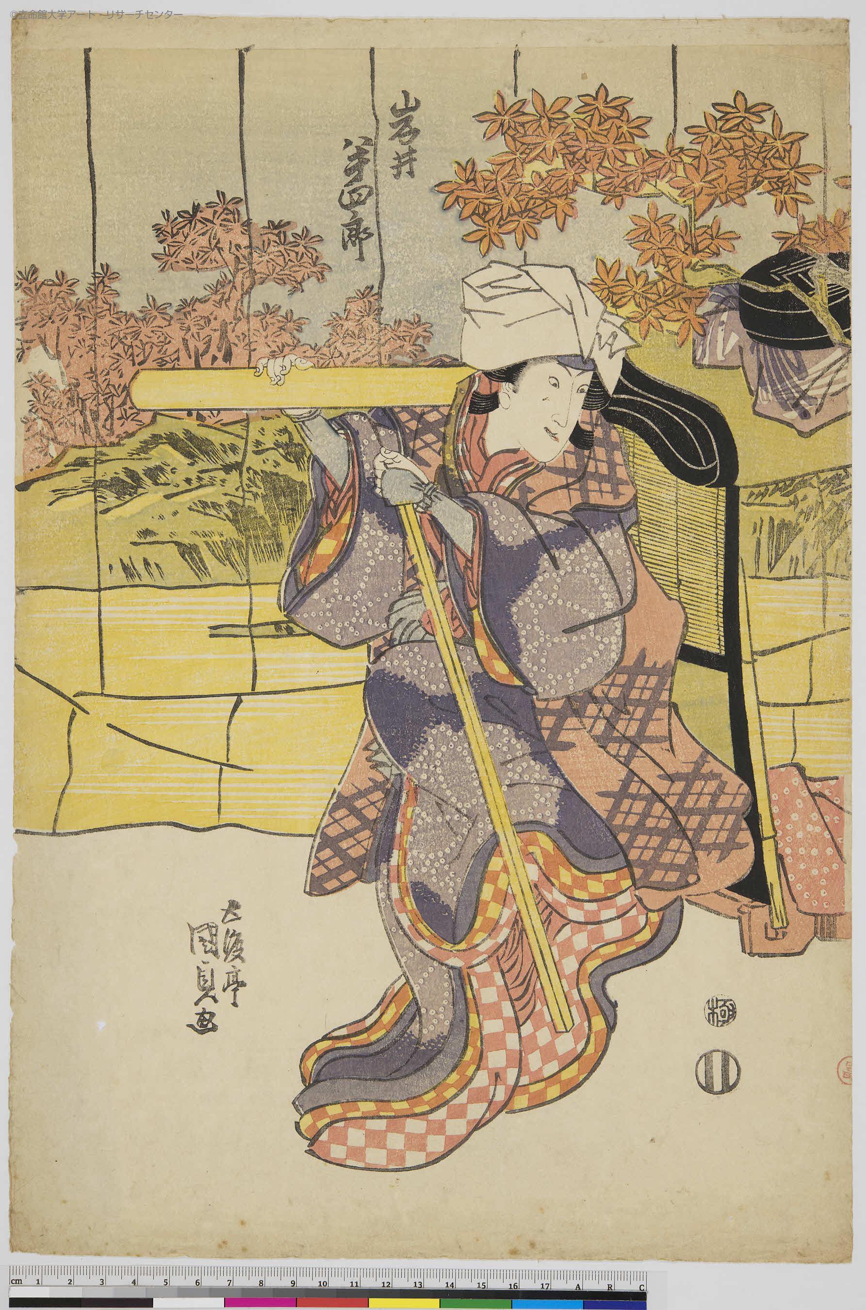 中井家所蔵浮世絵カタログ