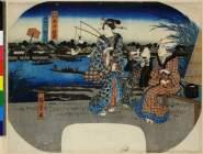 BM-1953_0711_0009「江戸名所年中行事」 「隅田川梅花詣」・・『』
