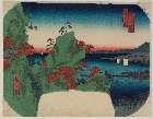 MFA-21.10087「近江八景」 「石山寺秋景(いしやまでらしゅうけい)」・『』