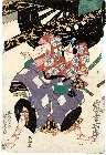 MFA-11.39345「梅王丸 嵐吉三郎」 天保11・09・11中村『菅原伝授手習鑑』