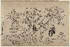 MFA-21.5811「上野花見の躰(てい)」 「本坊」・『』