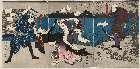 MFA-11.36697a「茜たびや長九郎/三日月のおさよ実は三かつ/茜たび屋半七」 ・『』
