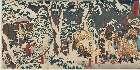MFA-11.38170a「通俗三国志之内」 「玄徳三雪中孔明訪図」・『』