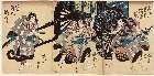 MFA-11.29097「桜丸 沢村訥升」 天保11・09・11中村『菅原伝授手習鑑』