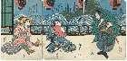MFA-11.43390a「毛そり九右衛門 市川海老蔵」 天保11・08・04中村『恋湊博多諷』