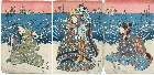 MFA-11.43466a「是斉娘お露 坂東しうか」 天保11・08・02市村『御贔屓握虎木下』