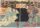 MFA-11.43843b「狐忠信」 安政03・07・16市村『義経千本桜』