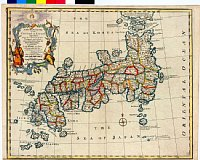 cortazzi019 : A New and Accurate Map of the EMPIRE of JAPAN.