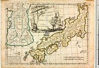 cortazzi020 : CARTE DU JAPON et de la Coree