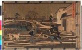 arcUP1179「忠臣蔵」 「十段目」弘化02・・『』