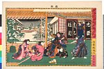 arcUP1187「仮名手本忠臣蔵九段目」 嘉永04・・『』