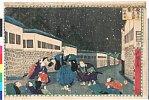 arcUP1196「仮名手本忠臣蔵 四段目」 安政01・11・『』
