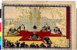 arcUP1210「仮名手本忠臣蔵十二段目」 明治年間・・『』