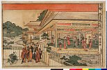 arcUP1652「浮絵 忠臣蔵七段目の図」 ・・『』