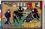 arcUP1804「仮名手本 忠臣蔵 十段目」 明治05・05・『』