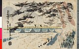 arcUP2243「嵐山渡月橋の夏雨」 ・・『』
