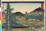 arcUP2552「都名所之内」 「高台寺秋之景」・・『』