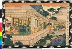 arcUP3263「浮絵忠臣蔵」 「二段目」文化08・・『』