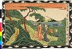 arcUP3269「浮絵忠臣蔵」 「八段目」文化08・・『』