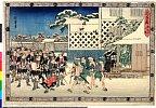 arcUP3493「忠臣蔵」 「夜打四 引取」天保中期以降・・『』