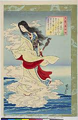 arcUP4198「日本名女咄」 「都藍仙」・・『』
