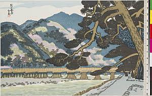 arcUP7971「嵐山春景」 ・・『』