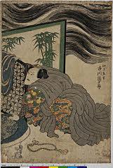 shiUY0245「此下東吉 市川団十郎」 文化12・05・11河原崎『時今摂握虎』