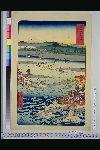 NDL-127-00-027「富士三十六景」 「駿遠大井川」・・『』