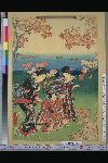 NDL-153-00-043「嵐山桜狩之図」 ・・『』