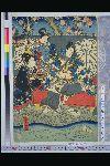 NDL-190-02-009「若紫年中行事春の内」 「桜月」・・『』