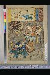NDL-224-02-079「源氏雲浮世画合」 「薄雲」「相馬良門」「善知鳥安方」・・『』