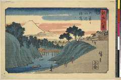 AkoRH-R0017_13・・広重〈1〉「江戸八景」「御茶之水の晴嵐」