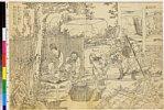 MAOV3758・・北斎「魯智深廃寺に悪僧悪道人を罵」