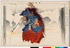 arcUP0862「能楽図絵」 「春日竜神」明治31・・『』