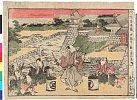 arcUP1159「浮絵忠臣蔵 四段目」 文化後期・・『』