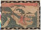 arcUP1162文化08・・国直「浮絵忠臣蔵 八段目」