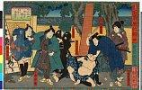 arcUP1938嘉永07・06・14河原崎座『会稽天下茶屋聚』