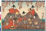arcUP2864嘉永04・02・24市村座『仮名手本忠臣蔵』