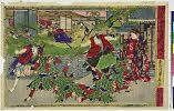 arcUP5817「仮名手本忠臣蔵」 「三段目」・・『』