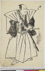 arcUP6061-126「ゆらの介」 ・・『仮名手本忠臣蔵』