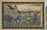 arcUP6992「仮名手本忠臣蔵」 「三段目」・・『』