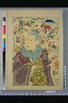 NDL-013-01-003・・豊国〈3〉「七小町の内」「清玄阿闍梨 沢村訥升」「清水小町」