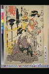 NDL-195-00-004文化06・・英山「今様風俗」「五節句の内五月」