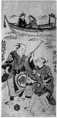 BA31316986-004「市川助十郎」「桜山四郎三郎」 ・・『』