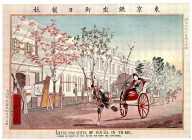 BN03828992-2-02明治09・08・清親「東京銀座街日報社」