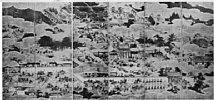 Z0162-048(1)・・狩野 内膳(豊国大明神臨時祭図)