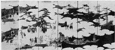 Z0162-103(1)・・-(南蛮人来朝図)