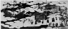Z0162-103(2)・・-(南蛮人来朝図)