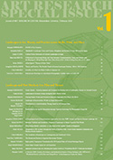 ART RESEARCH SPECIAL ISSUE