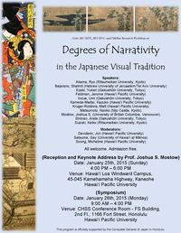 Degrees of Narrativity in the Japanese Visual Tradition
